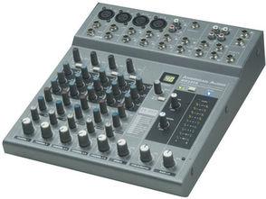 American Audio M822FX PA-mixer 1 / 4