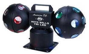 Rotoballs Tri LED 1 / 4
