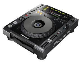 CDJ-850 CD-spelare/USB 1 / 3
