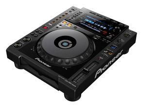 CDJ-900 Nexus CD-spelare/USB 1 / 5