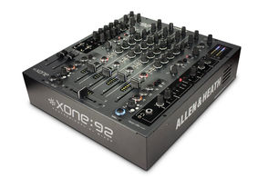 Xone:92 DJ-Mixer 1 / 3