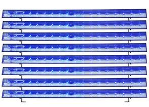 Eco UV Bar DMX Paket [8 st] 1 / 5