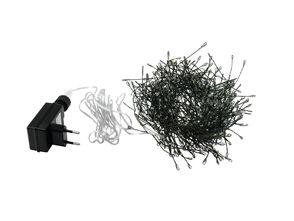 LED Cluster String 5m Varm Vit 1 / 4