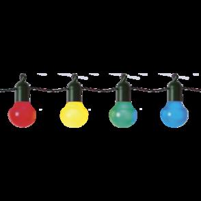 Ljusslinga 6m LED Multicolour 1 / 2