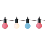 Ljusslinga 6m LED Multicolour 2